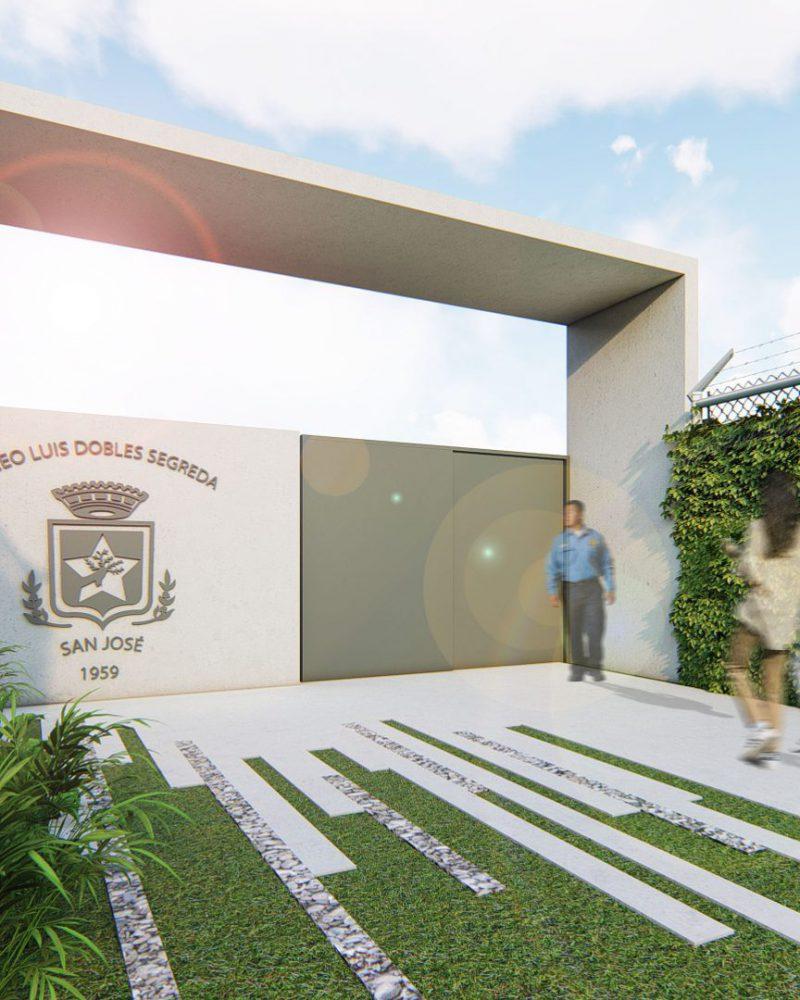 Colegio Luis Dobles Segreda